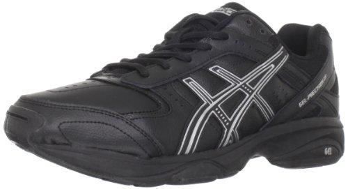 ASICS Men's GEL-Precision TR Cross-Training Shoe,Black/Black/Silver,13 M US