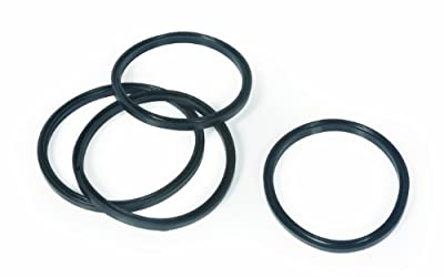 Camco 39834 RV Sewer Hose Replacement Gasket - 2 pack