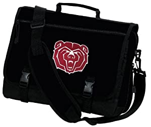 Missouri State Bears Messenger Bags NCAA Missouri State University School Bag or Briefcase Laptop Bags