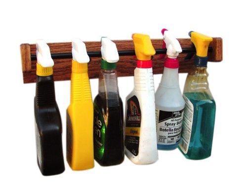 Standard Spray Bottle Rack