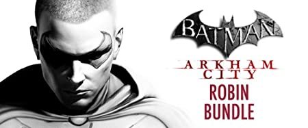 Batman Arkham City Robin DLC [Download]