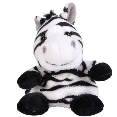 Zebra Beanie Bean Filled Plush Stuffed Animal