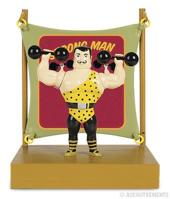 Little Sideshow - Strongman Set - Buy Little Sideshow - Strongman Set - Purchase Little Sideshow - Strongman Set (Accoutrements, Toys & Games,Categories,Action Figures,Playsets)