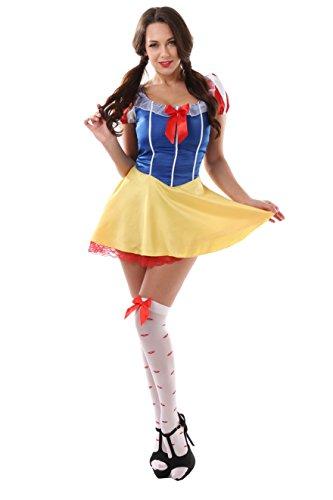 Sexy Snow White Princess Costume