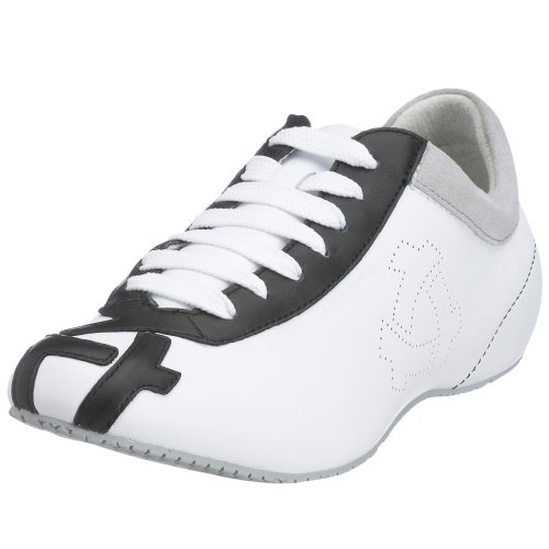 Bamboo A Men's Bamboo White/Black M408006 6 UK Regular