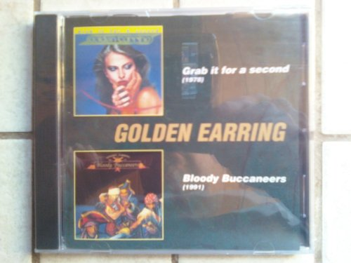 golden earring bloody buccaneers cd covers