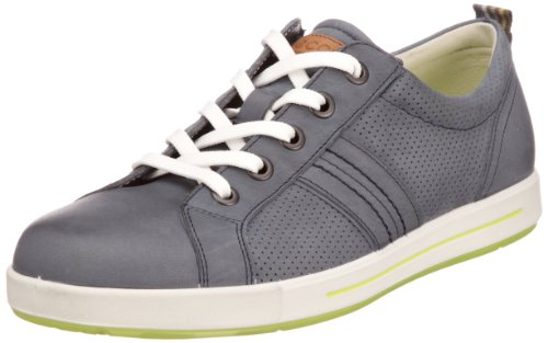 Ecco ECCO ANDROW Trainers Mens Blue Blau (Denim Blue 02086) Size: 12 (46 EU)