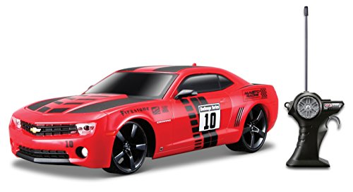 Maisto R/C 2010 Chevrolet Camaro SS RS Radio Control Vehicle (1:24 Scale) (Kids Camaro Car compare prices)
