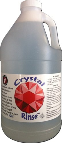 Crystal Rinse Carpet Cleaning Rinse / Fiber Rinse