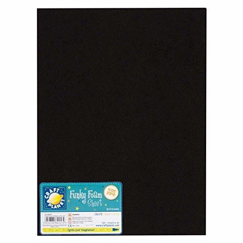 funky-foam-sheet-9x12-black
