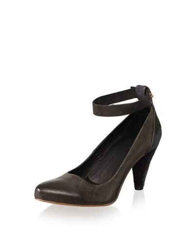 J SHOES Women's Laurel Patch Pump  - Multi/Black