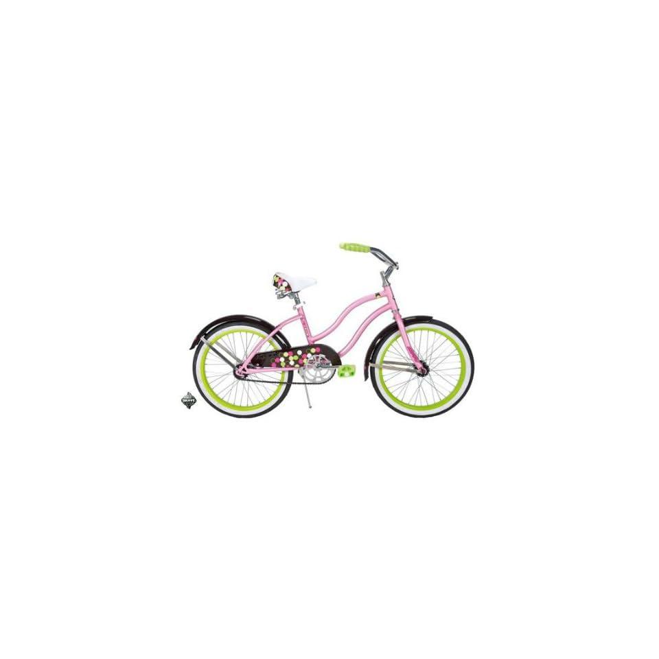 Huffy Cranbrook 20 Girls Bike, Pink
