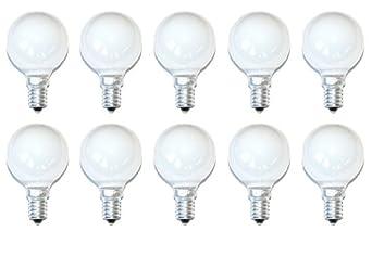 Neutralwei/ß 10 W Perel LEDA6001NW-B LED-Au/ßenstrahler schwarzes Geh/äuse