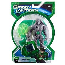Green Lantern Movie Action Figure GL 08 Hannu - 1