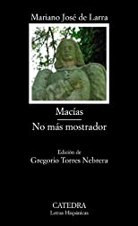 Macias / No mas mostrador