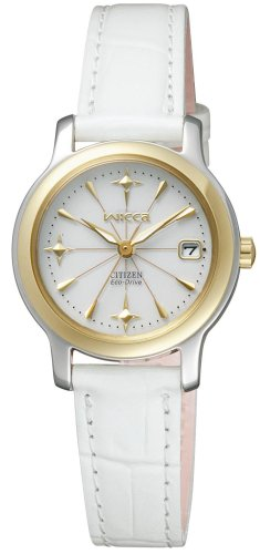 CITIZEN (シチズン) 腕時計 wicca ウィッカ Eco-Drive エコ・ドライブ プリンセスウィッカ NA15-1473A レディース