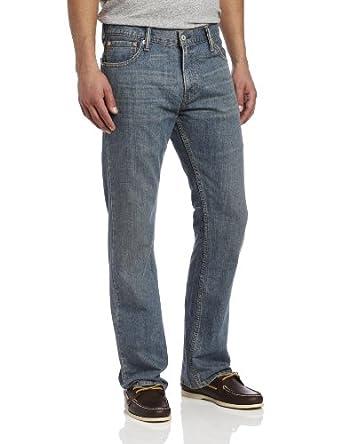 Levi's Men's 527 Slim Boot Cut Jean, Jagger, 38Wx34L