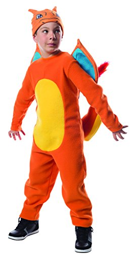 Childs Pokemon Halloween Costume Charizard