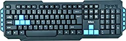 Allen Multimedia Keyboard USB A-786