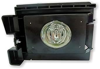 projector lamp for samsung hl r4667w hl r5067w hl r5656w hl. Black Bedroom Furniture Sets. Home Design Ideas