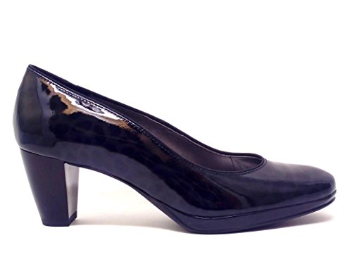 ARA SHOES DONNA DECOLLETé MODELLO TOULOUSE PLATEAU NERO SAVANNA TAGLIA 3.5