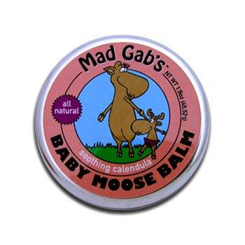 Mad Gab's ベビー MOOSE バーム