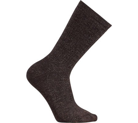 SmartWool Heavy Heathered Rib Sock Chestnut, XL