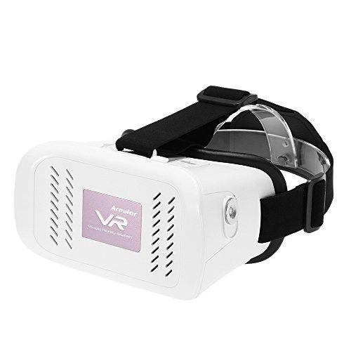 41e4VnYrgfL 「Arealer 3D VRメガネ 3Dゴーグル」レビュー!貴方のスマホでバーチャルリアリティ!