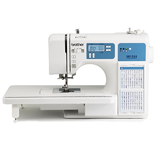 Brother XR1355 185-Stitch Computerized Sewing Machine (Refurbished) (Elna Sewing Machine Manual compare prices)