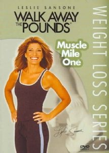 Leslie Sansone: Walk Away the Pounds - Weight Loss Series: Muscle Mile One