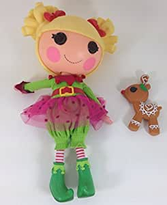 Lalaloopsy Holly Sleighbells 2011 Collector Doll