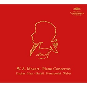Mozart: Piano Concertos (2 CD's)