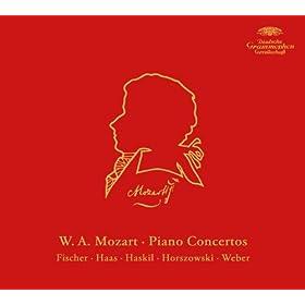 Mozart: Piano Concertos (2 CD's)