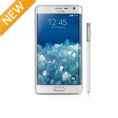 Samsung Galaxy Note Edge N915T 32GB Unlocked GSM 4G LTE Cell Phone - White (Samsung Note Edge Gsm Unlocked compare prices)