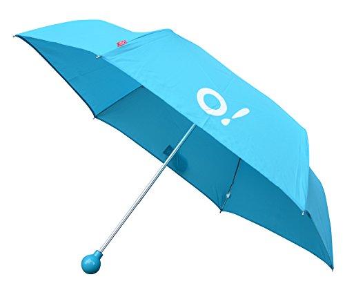OFESS(オフェス) 折りたたみ傘 手開き O! BRELLA PLUS BLUE OBP-BLU-406