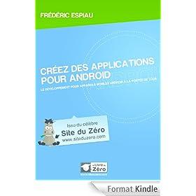 Cr�ez des applications pour Android (Livre du Z�ro)