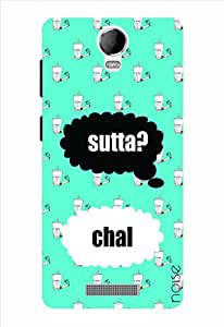 Noise Sutta Printed Cover for Micromax Juice 2
