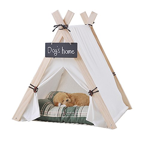 Free Love Square White Color Design Pet Kennels Pet Play