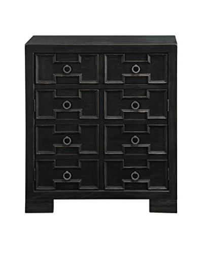 Coast to Coast Zen 2-Door 1-Drawer Cabinet, Espresso