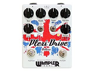 Wampler Pedals [���ץ顼�ڥ���] Plexi-Drive Deluxe