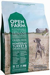 Open Farm Grain-Free Turkey & Chicken Dog Food 4.5#