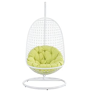 Hanging chair rattan cheap hanging chairs for Cheap hanging chairs