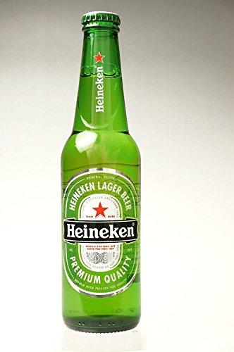 Heineken(ハイネケン) ビール 330ml瓶×4本セット