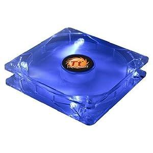 Thermaltake AF0032D Thunderblade Case Fan 120mm LED - Blue