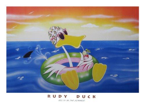 Rubber Duck Print
