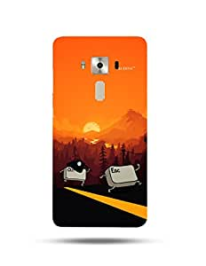 alDivo Premium Quality Printed Mobile Back Cover For Asus Zenfone 3 Deluxe ZS570KL / Asus Zenfone 3 Deluxe ZS570KL Back Case Cover (MKD181)