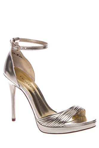 Isabel Ankle Strap High Heel Sandal