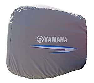 Deluxe yamaha outboard motor cover hpdi z150 for Yamaha boat motor covers