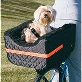 Snoozer Dog Rider Rear Bicycle Basket