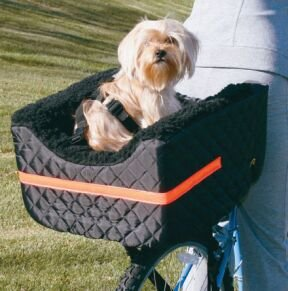dog bicycle basket